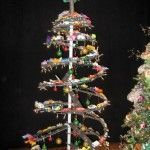 12 árboles de Navidad muy geeks