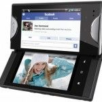 Kyocera Echo: un Smartphone con doble pantalla