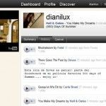 LIKE.fm Una red social para compartir música