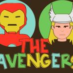 Wallpaper Wednesday: ¡The Avengers!