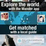 Wander: Una app para conocer otros países desde tu iPhone