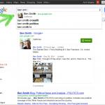 Guía rápida para Search plus Your World, de Google
