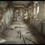 Video: Cortometraje de sci-fi rodado en Chernóbil