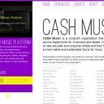 Cash Music: ¿La segunda revolución de la música digital?