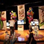 Entra al mundo de Pixar con Kinect Rush