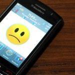"""RIM podría """"cortar"""" con los móviles"""