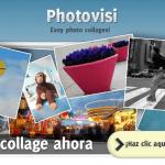 Photovisi: Una herramienta para crear collages con tus fotos online