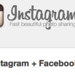 Instagram ya es parte de Facebook