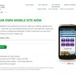 GoMo: Un servicio de Google que te ayuda a crear versiones para móviles de tu sitio web