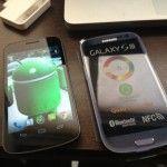 Día 1 – Galaxy SIII: probando el nuevo juguete de Samsung