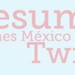 Infografía: cómo crecieron los candidatos en Twitter #Contienda140