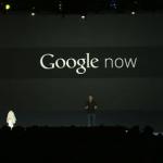 Google anuncia Google Now: la app que sabe lo que necesitas antes que tú
