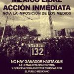 Habrá Marcha de #YoSoy132 hoy a las 2 PM [Update]