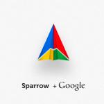 Sparrow es adquirido por Google