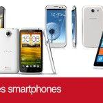 Precios de los mejores smartphones disponibles en México
