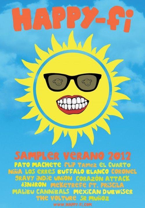 Música para cerrar el verano: Happy-Fi Sampler