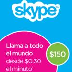 Cómo utilizar las tarjetas de Skype en México