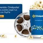 Paga tus boletos de Cinépolis con PayPal