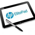 HP ElitePad 900: la nueva tablet con Windows 8 para trabajar