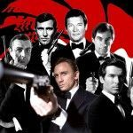 Las 23 canciones de James Bond