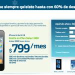 Obtén iPhone 4S o Samsung Galaxy SIII ¡gratis! durante El Buen Fin en Movistar