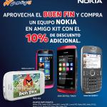 Los teléfonos Nokia tendrán un descuento especial con Telcel durante El Buen Fin