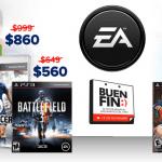 Checa las ofertas de videojuegos que encontrarás en El Buen Fin