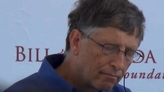 visita bill gates mexico: