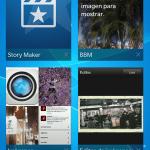 Aplicaciones Activas  en BlackBerry 10
