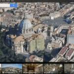 Google Maps para web se transforma en Google Earth