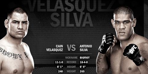 UFC 160 en vivo