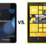 Windows Phone vs BlackBerry: la pelea por el tercer lugar en ventas de smartphones