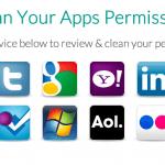 MyPermissions: Recibe alertas cuando las aplicaciones usan tus datos
