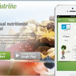 Nutrino: Una aplicación que te ayuda a comer sanamente