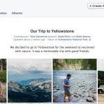 Facebook lanzará álbumes de fotos compartidos