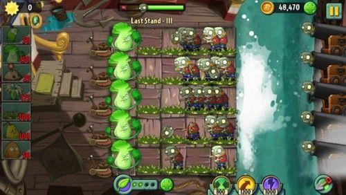 игра растения против зомби warfare скачать