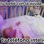 Cuida a tu bebé con la ayuda de tu teléfono inteligente – ENTERmedia TV [CES 2014]