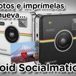 Socialmatic, la cámara instantánea desde el CES 2014 – ENTERmedia TV
