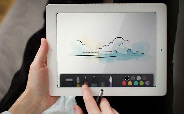 5 apps para dibujar profesionalmente en tu ipad for App para disenar muebles ipad