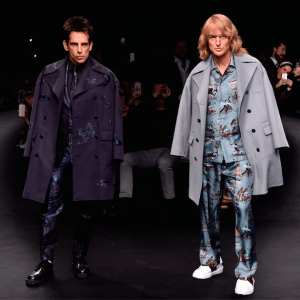 Derek Zoolander y Hansel en el Fashion Week de París