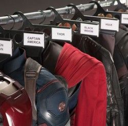 "Listos para disfrutar ""The Avengers Age of Ultron"""