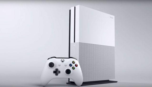venta del Xbox One S