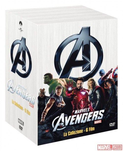 colección The Avengers