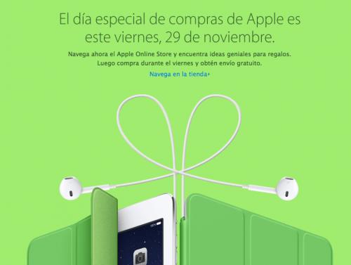 apple venta especial