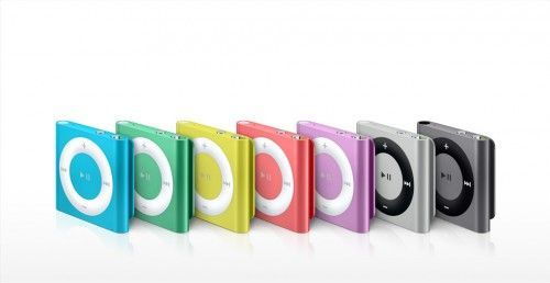 ipod suffle