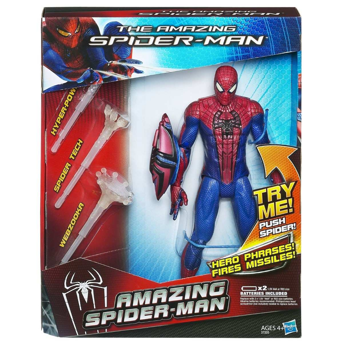 Spiderman 10""