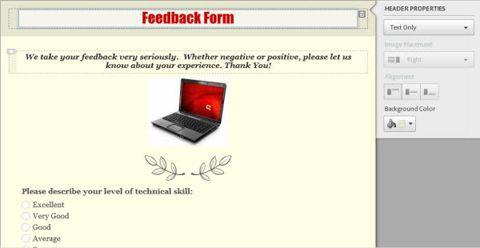 Adobe FormsCentral
