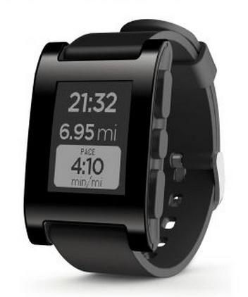 Reloj Pebble Smartwatch Apple Y Android