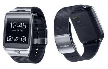 Reloj Samsung Galaxy Gear 2 Smartwatch Negro