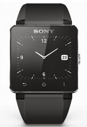 Sony Smartwatch 2 Android negro